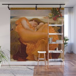 "Frederic Leighton ""Flaming June"" Wall Mural"
