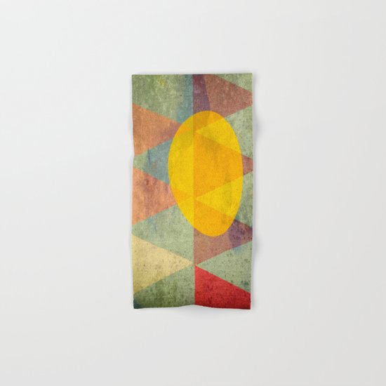 Indian Summer Hand & Bath Towel