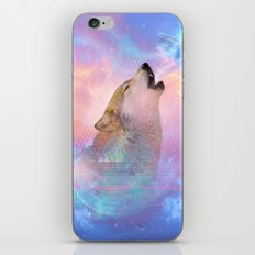 Dream By Day (Wolf Dreams - Remix Series) iPhone & iPod Skin