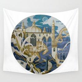 Metamorphic Dream Wall Tapestry