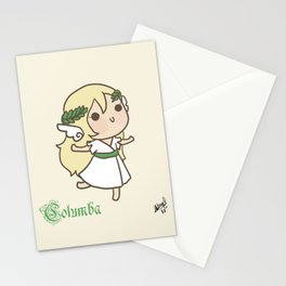 Columba Stationery Cards