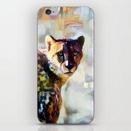 Your Cheetah Eyes iPhone Skin
