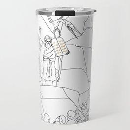Jesus, Etc. III (Alt) Travel Mug