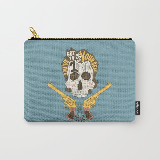 Do ya Punk? Carry-All Pouch
