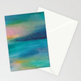 Ocean Sunrise Series, 4 Stationery Cards