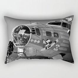 Nine-O-Nine B17 WWII Plane Rectangular Pillow