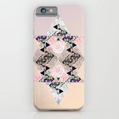 Queen of diamonds Slim Case iPhone 6
