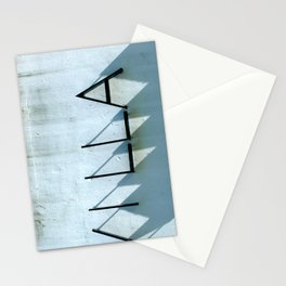 Villa Shadows Stationery Cards