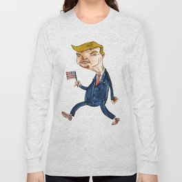 That ginger guy from NYC Long Sleeve T-shirt