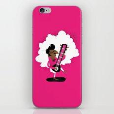 Sitar Superstar iPhone & iPod Skin