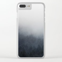 All Over Clear iPhone Case