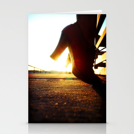 Tip Toes Stationery Cards