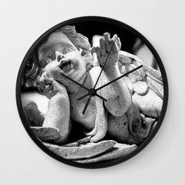 cherub Wall Clock