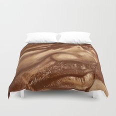 the real deal Duvet Cover
