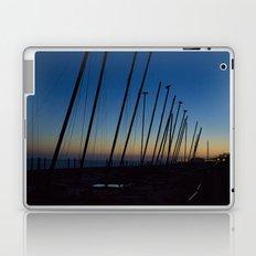 Boats in The Night Laptop & iPad Skin