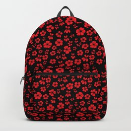 Simple Poppies Backpack