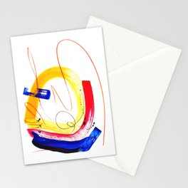 Cyberman Stationery Cards