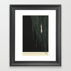 Withering Willows.Part III Framed Art Print