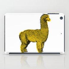 huacaya alpaca iPad Case