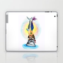 Yogi Kiss Laptop & iPad Skin