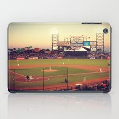 at&t park iPad Case