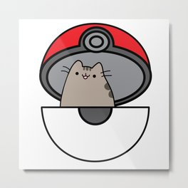 I Choose You! Metal Print