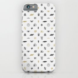 House of the Loyal - Pattern I iPhone Case