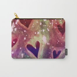 Heart No. 21 Carry-All Pouch