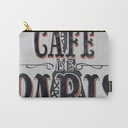 Coffee of Paris | Café de Paris Carry-All Pouch