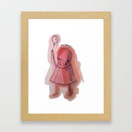 Me amo Framed Art Print