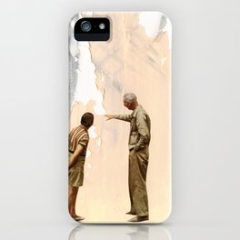 Watching Paint Dry iPhone Case