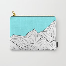 Glacier Mounts Carry-All Pouch