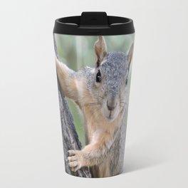 Who You Lookin' At? Travel Mug