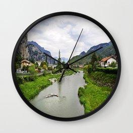 Lombardy / Italy Wall Clock