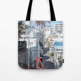 Tokyo 30 Tote Bag