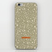 Trail Status / Beige iPhone Skin