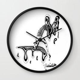 InkDoor Wall Clock