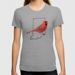 Indiana – Northern Cardinal T-shirt
