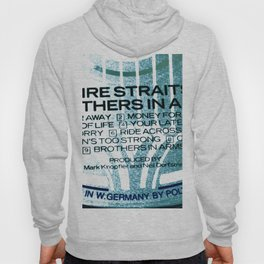 Brothers In Arms Dire Days Hoody
