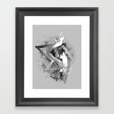 Composure  Framed Art Print