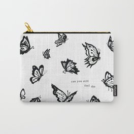 Can You Still Feel The Butterflies Carry-All Pouch