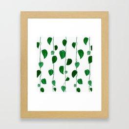 Vine Designs! Framed Art Print