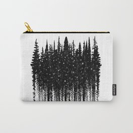 Forest Stars Carry-All Pouch
