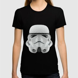 Polygon Stormtrooper T-shirt