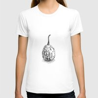 pumpkin T-shirts featuring Pumpkin by Antonina Sotnikova