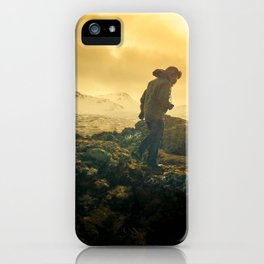 Manifest Destination iPhone Case