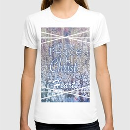 Colossians 3:15 T-shirt