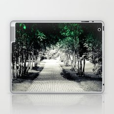 Where does the path lead? Laptop & iPad Skin