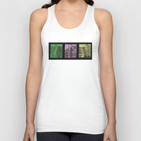 brooklyn bridge Tank Tops featuring Brooklyn Bridge by Mayar NK