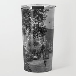 Streets of Freiburg Travel Mug